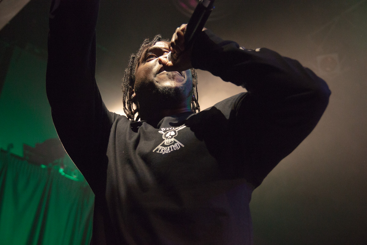Pusha T @ Koko, London 06/06/14