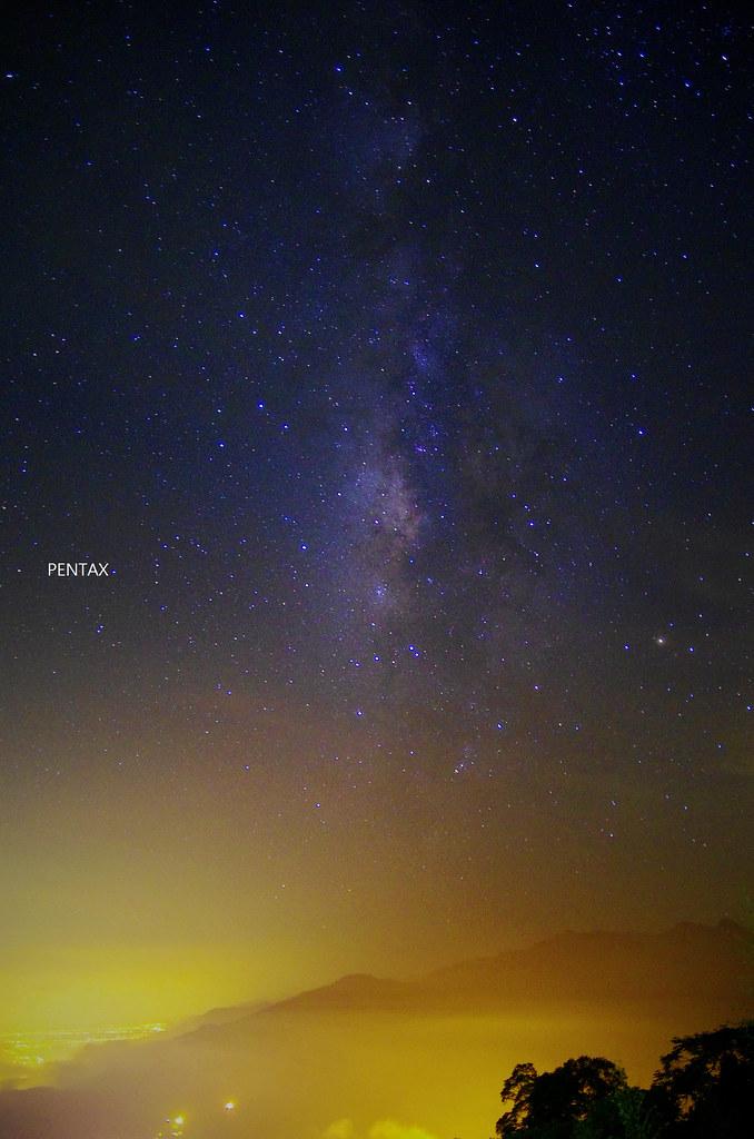 泰平山銀河