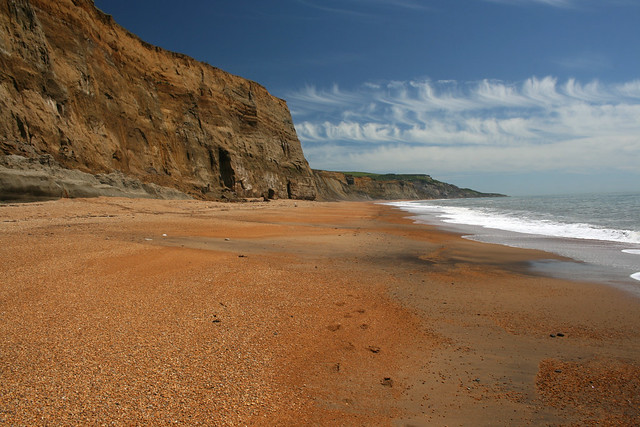 Chale bay near Whale Chine