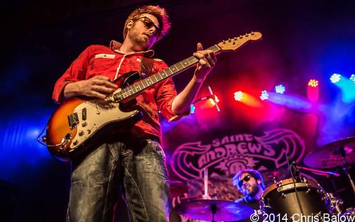 Mike Leslie Band - 06-13-14 - Saint Andrews Hall, Detroit, MI
