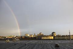 Rainbow over Dublin