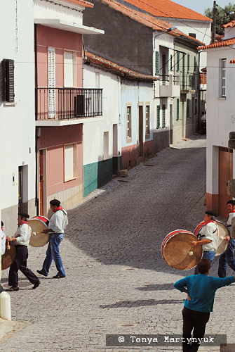 34 - провинция Португалии - маленькие города, посёлки, деревушки округа Каштелу Бранку
