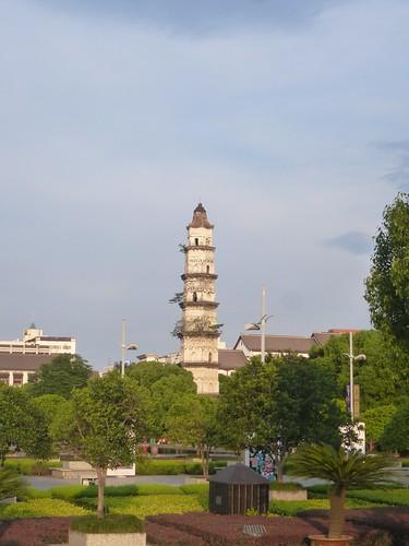 Zhejiang-Shaoxing-Place centrale (41)
