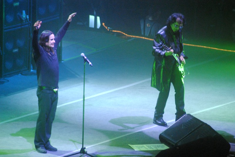Black Sabbath @ Unipol Arena, Casalecchio Di Reno