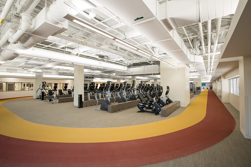Mercy Fitness Center at Mercy Edmond I-35