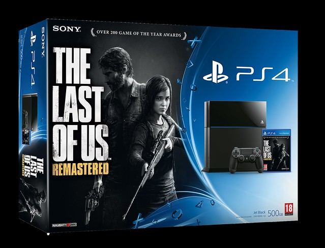 Бандл The Last of Us Remastered PS4