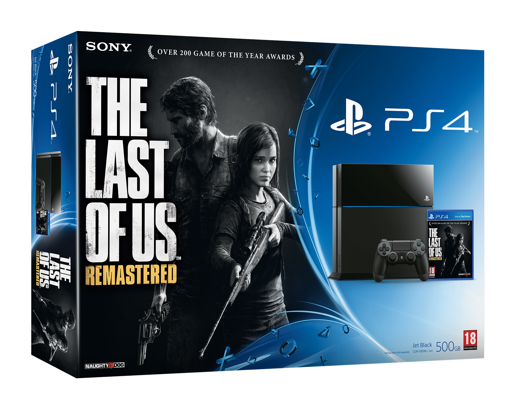 TLOU PS4 bundle