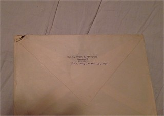 Momcilo Letter