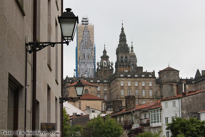SANTIAGO DE COMPOSTELA - Catedral de Santiago