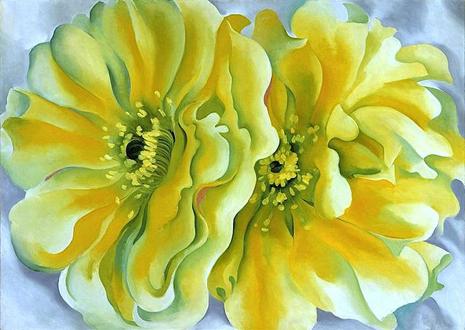 Yelloe Cactus 1929 Uti 465