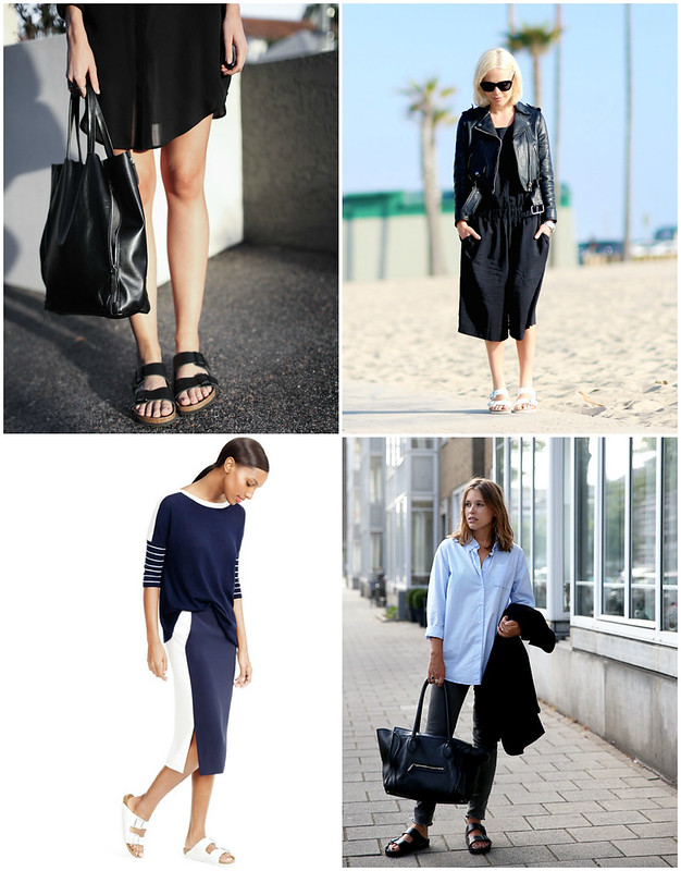 birkenstock collage_ modern legacy kaitlyn ham_ we the people jessie bush_ jcrew lookbook_ afterdrk Sabrina Meijer
