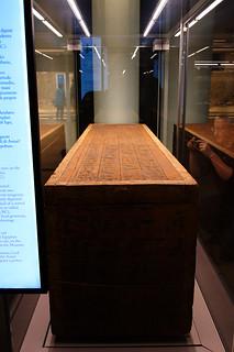 Middle Kingdom Coffin of Mereru