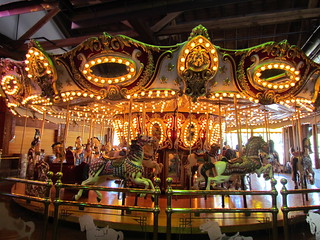 Carousel on the waterfront