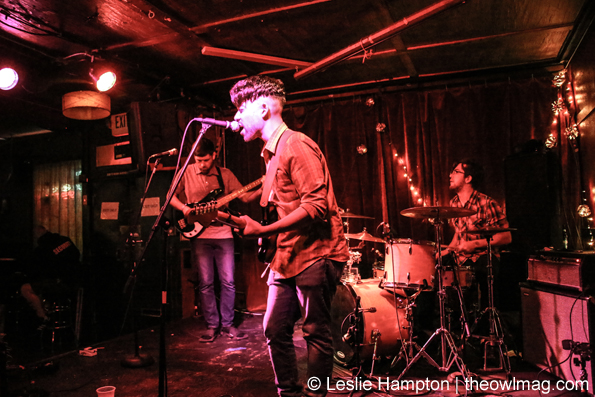 Albert Square @ Thee Parkside, SF 6/7/14