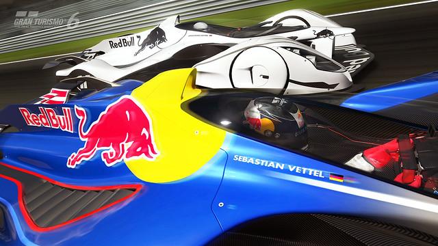 Gran Turismo 6 - Red Bull X2014