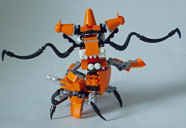 Lego Mixels Mega Max Lego Mixels Flexers Max mr