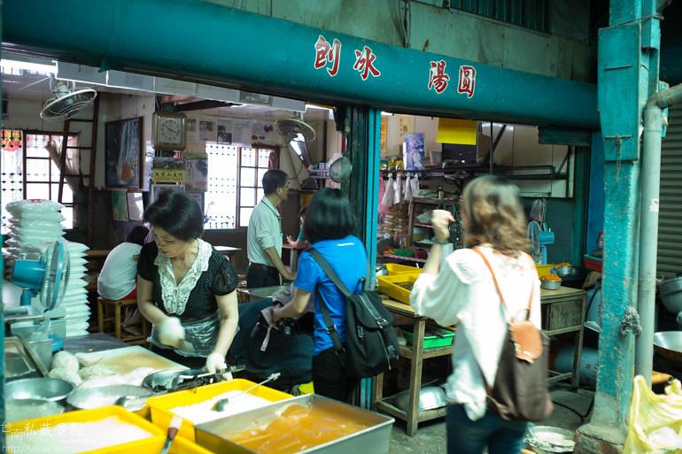 台南私藏景點--麻豆助碗粿、林媽媽鍋燒意麵、龍泉冰店 (15)