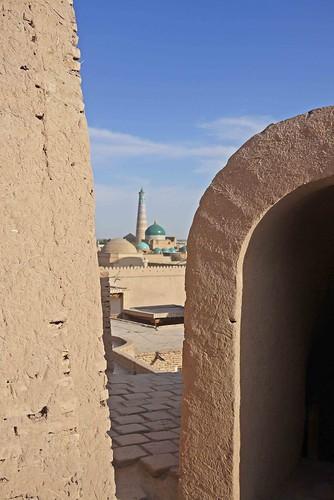 uzbekistan centralasia khiva