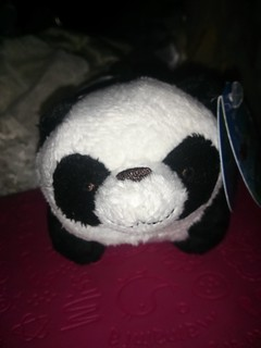 My happy pillow panda