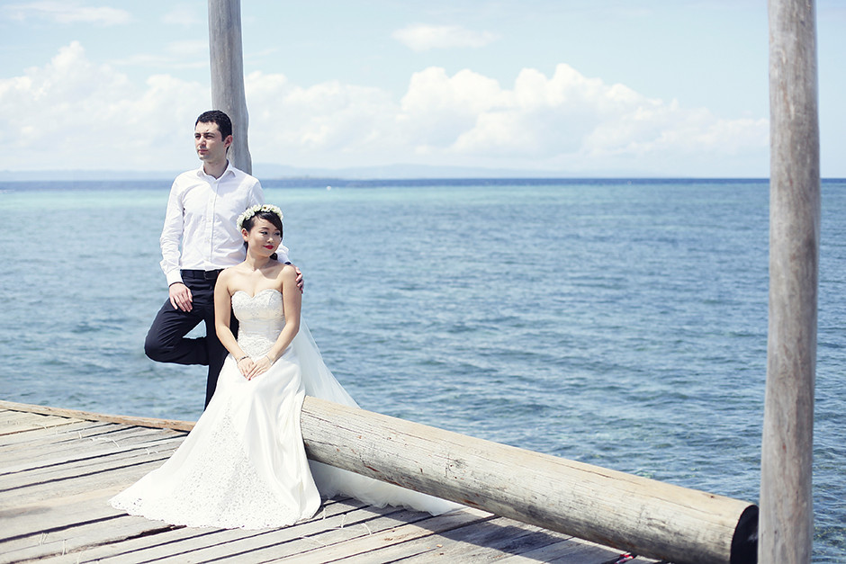 Nalusuan Island Cebu E-Session, Cebu Engagement Photographer