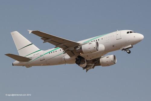 A318 - Airbus A318-112 Elite