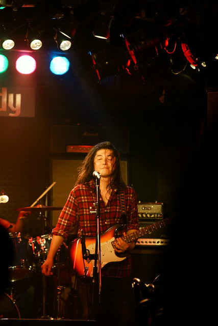 O.E. Gallagher live at Crawdaddy Club, Tokyo, 14 Jun 2014. 232