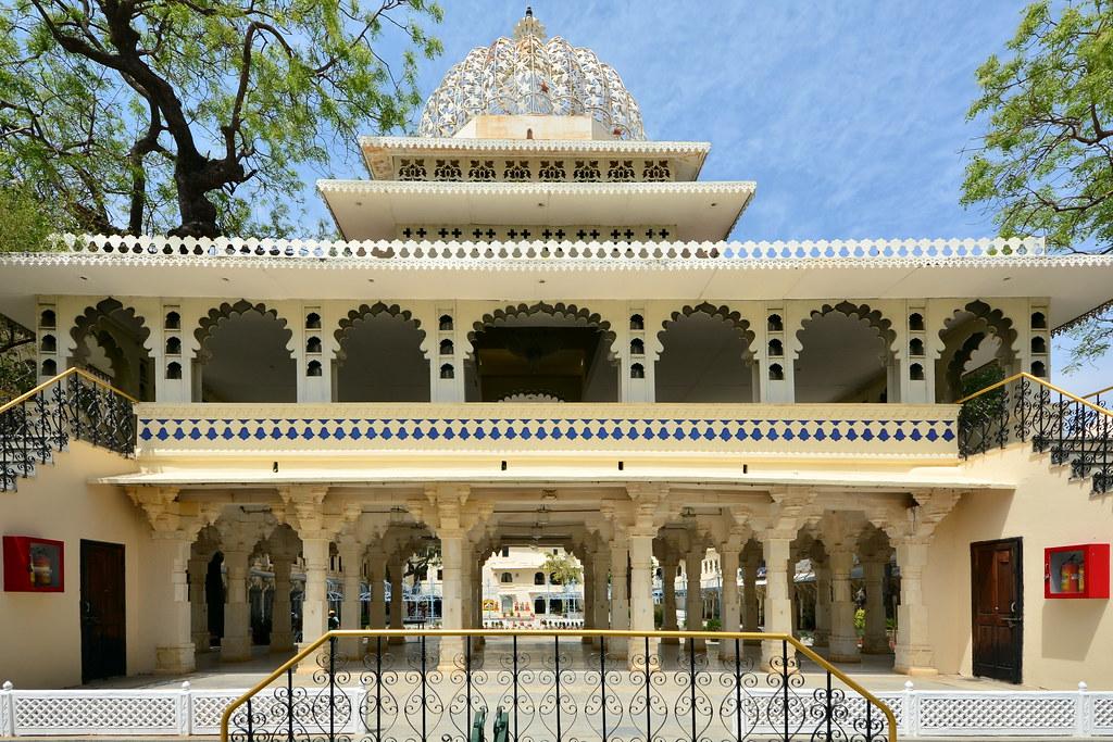India - Rajasthan - Udaipur - City Palace - 65