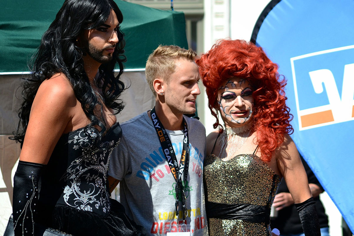 3. Christopher Street Day in Pirna