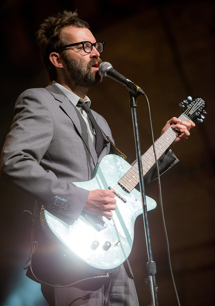 Eels @ Corn Exchange, Cambridge 18/06/14