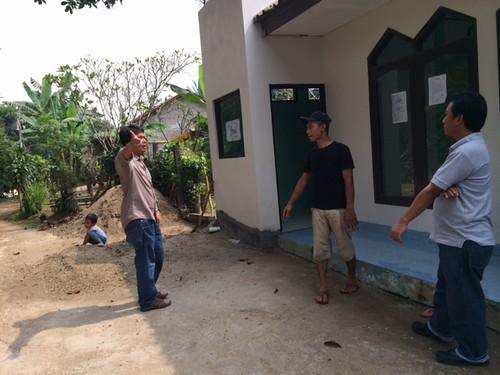 pembangunan ruang ceria kampung bulu