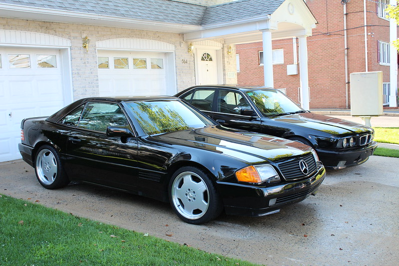 Purchase used 1991 mercedes benz sl300 300sl r129 amg 92 for 97 mercedes benz
