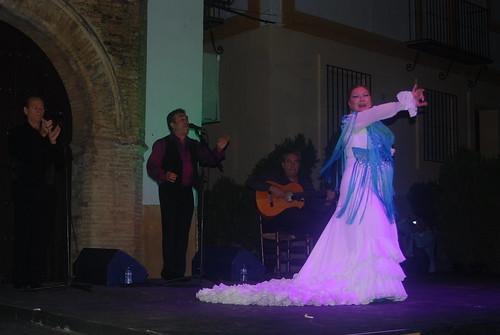 AionSur 14500111323_995e1cee7a_d 'El Pele' y Milagros Mengibar ponen la guinda final a 'Al Gurugú' 2014 Flamenco