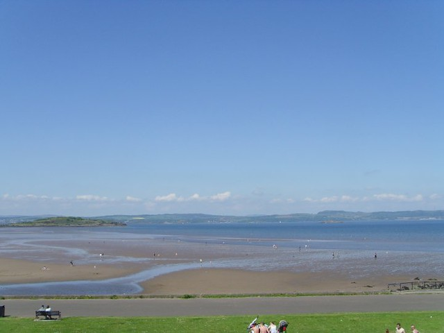 Silverknowes Beach Edinburgh