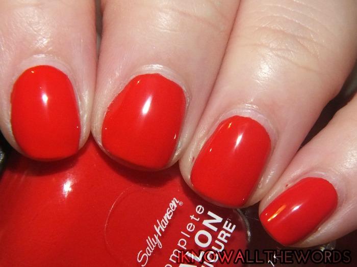 SALLY HANSEN complete salon manicure runway trends 2014 (8)