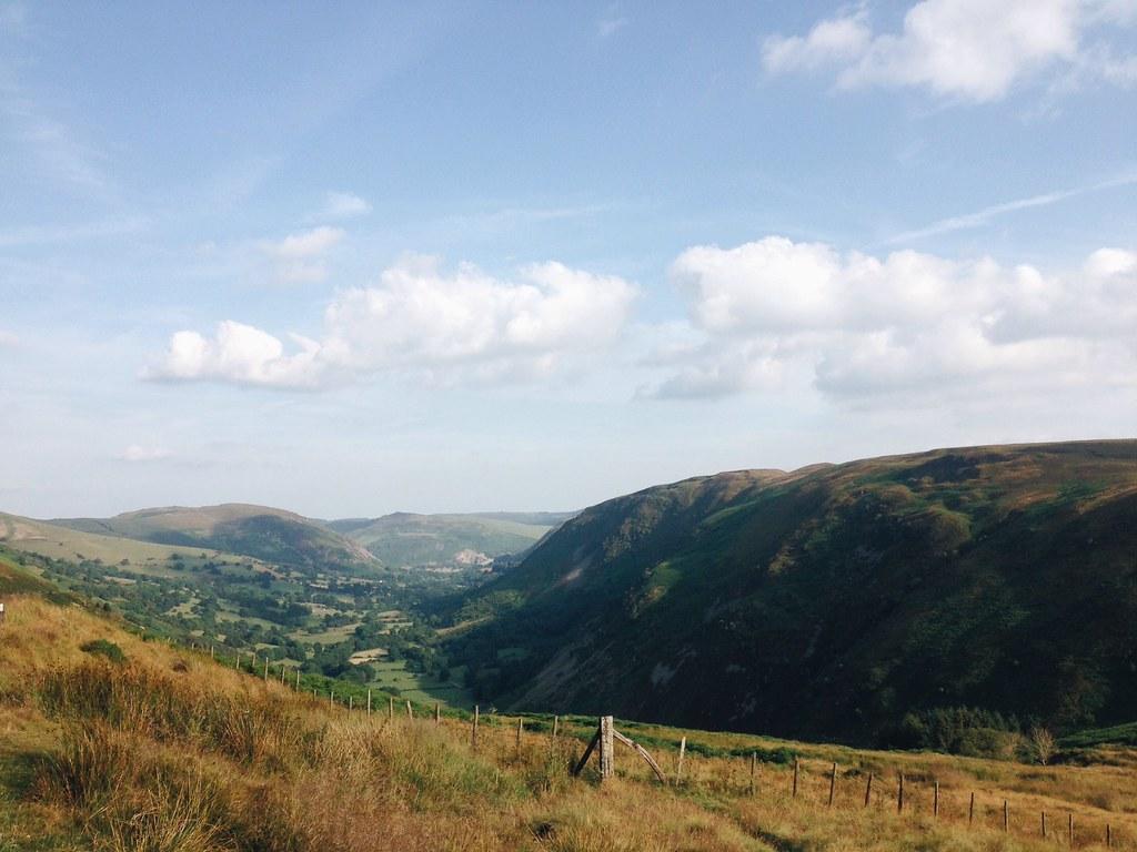 Stunning Welsh landscape