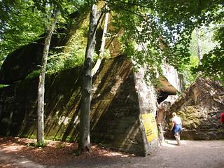 Image of Wolf's Lair near Gierłoż. hitler wolfsschanze gierłoż wolfslair geo:lon=21502628 geo:lat=54079925 trip20140717 deutschemilitärtechnik