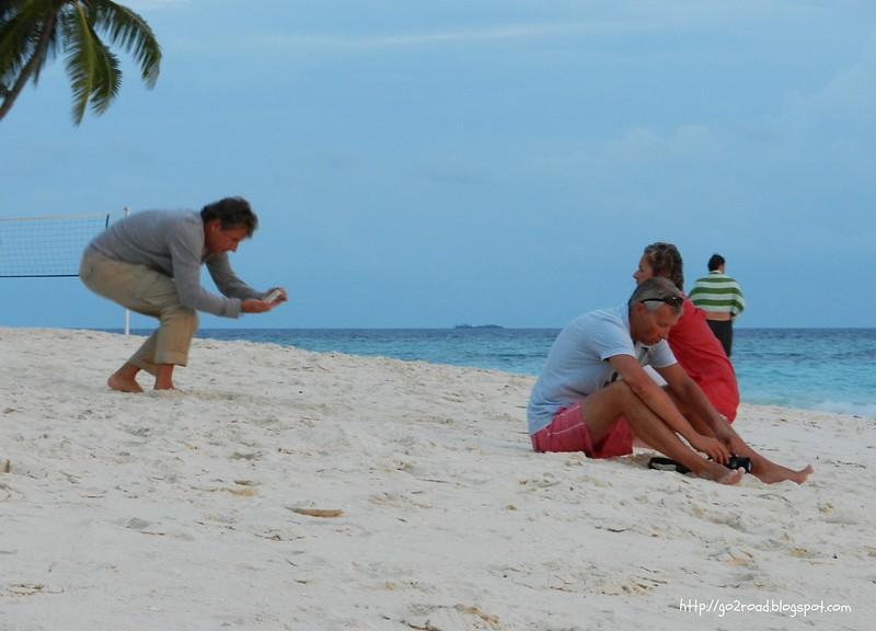 Фотосессии на Мальдивах