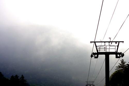 Snowshoe lift