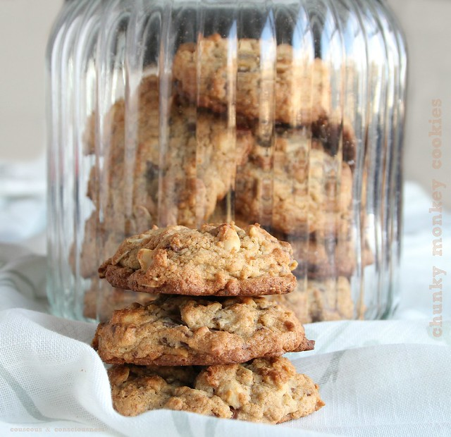 Chunky Monkey Cookies 2