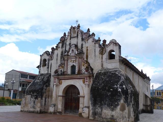 Iglesia de Salcajá (Quetzaltenango, Guatemala)