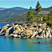 Sand Harbor, Lake Tahoe 9-10 by inkknife_2000 (8.5 million views +)