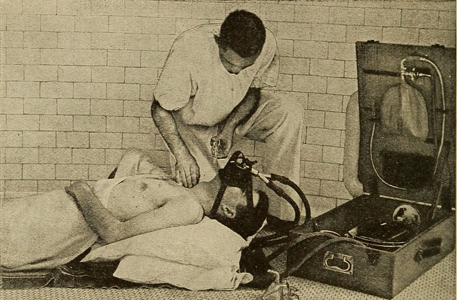 "Image from page 63 of ""The operating room, a primer for pupil nurses"" (1916)"