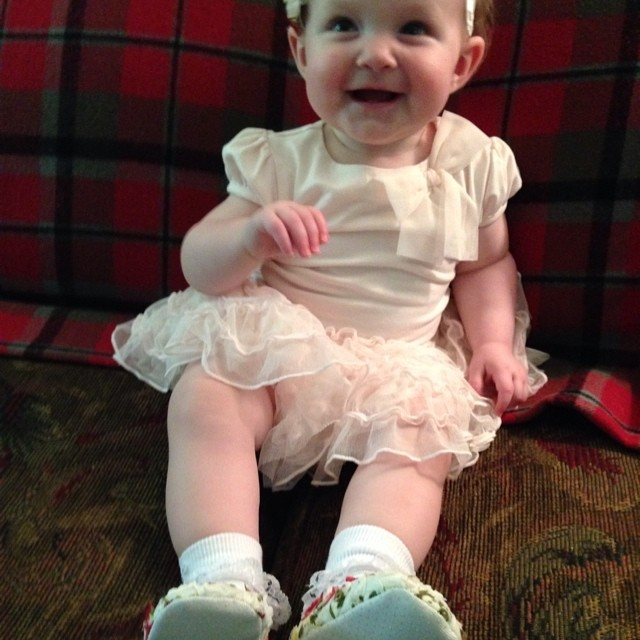 Sunday's outfit #outfitoftheday #babygirl #babylove #babypics #babyspam #babypics