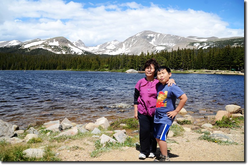 Brainard Lake 5