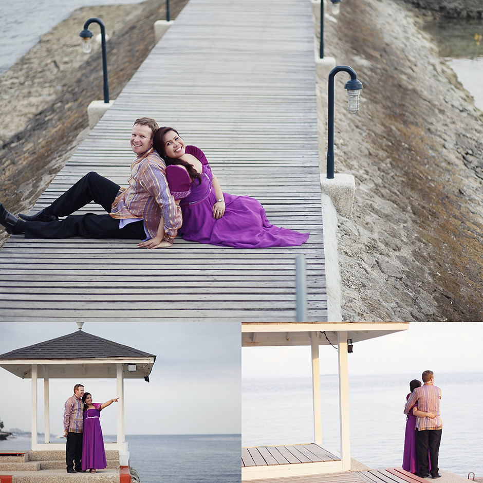 Plantation Bay Cebu Pre-Wedding, Cebu Engagement Photographer