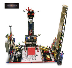 LEGO® Amazing Spider-man 2: Times Square Battle
