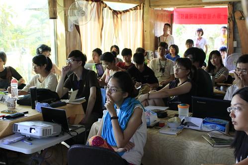第九屆環境新聞編採營。