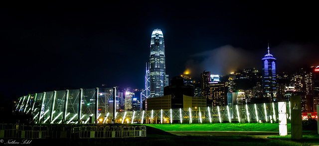 West Kowloon Promenade