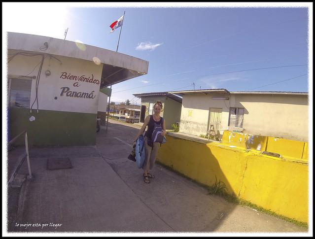 Llegada a Panamá