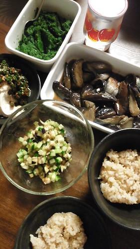 なすの田舎煮 by nekotano